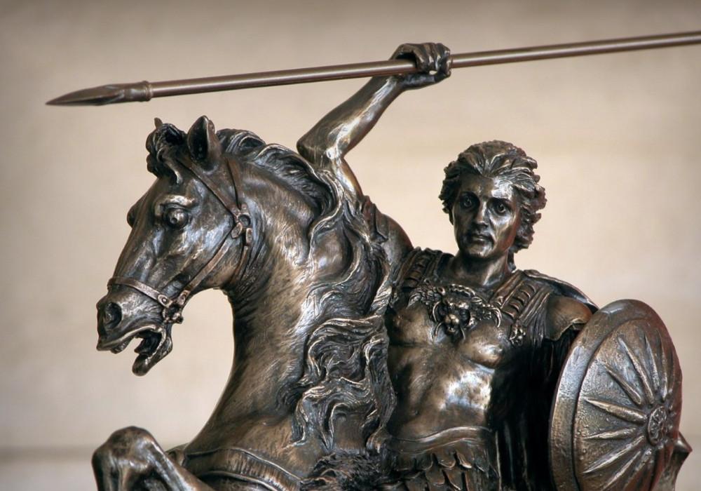 Frasi Di Alessandro Magno